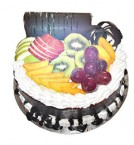 send 1 kg eggless fruit cake delivery