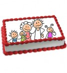send 2.5 kg photo Eggless cake  delivery