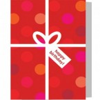 send Small Greeting Card With Gifts delivery
