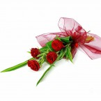 send 4 Red Roses Bunch delivery