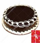 send bday special 500-gms eggless cake delivery