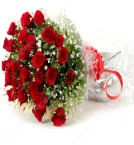 send 35 Red Roses Bouquet delivery