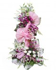 send Richly Hued Bouquet Tall arrangement delivery