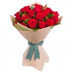 send Long Stemmed Rose Bouquet Red 24 delivery