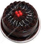 send 500gms Eggless Chocolate Cake delivery