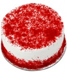 send 1Kg Red velvet Cake  delivery