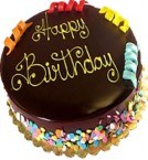 send birthday special cadbury games chocolate eggless 1kg cake with card delivery