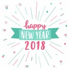send  Happy new year greeting card delivery