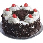 send half kg black forest cake pastry delivery