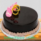 send Eggless Chocolate Cake 500gms delivery