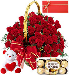 Send Order Birthday Gifts For Her India Online Delivery Indianflowercakengifts Com