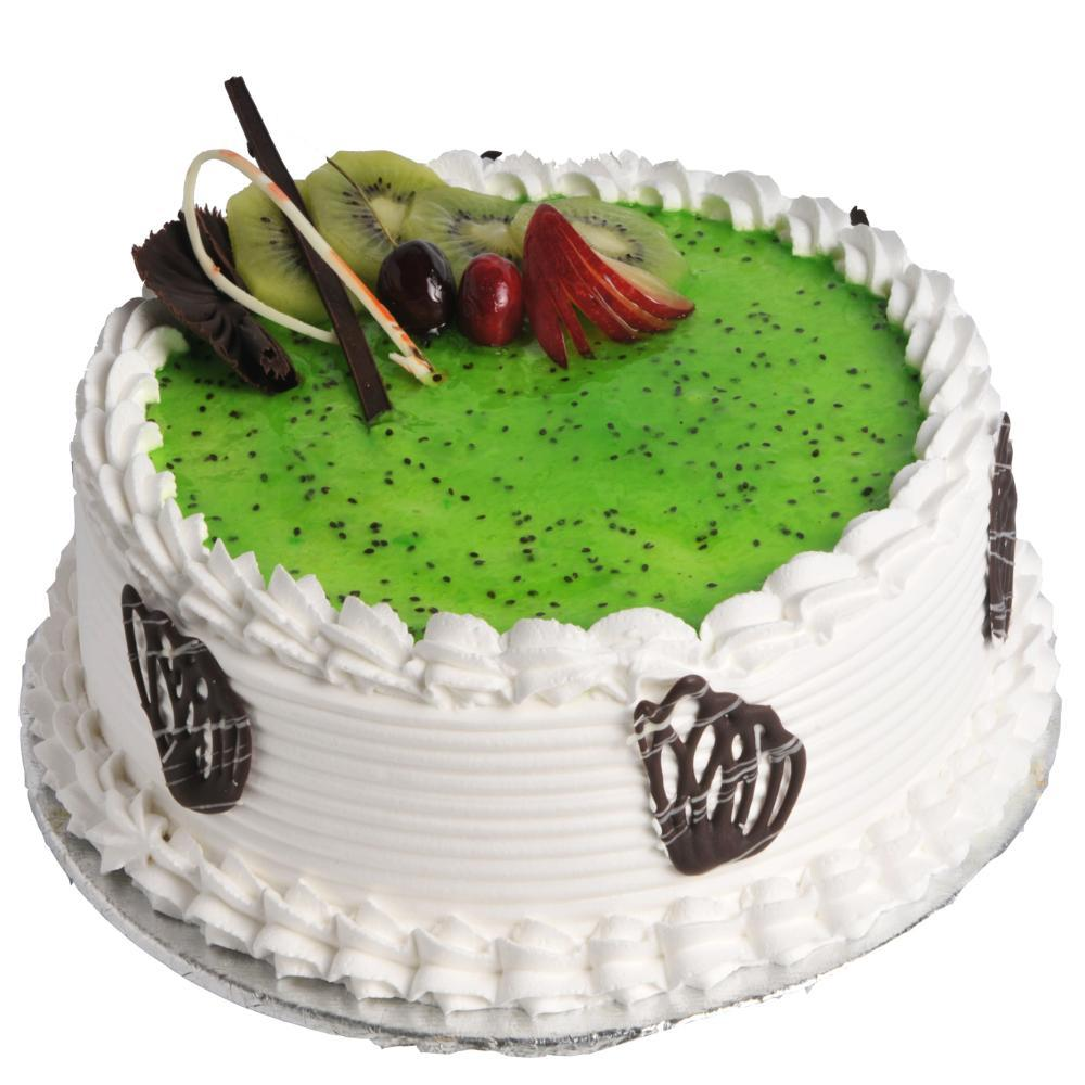 Send Buy Order fresh n Just Baked Kiwi Fruit Cake 1Kg Online for
