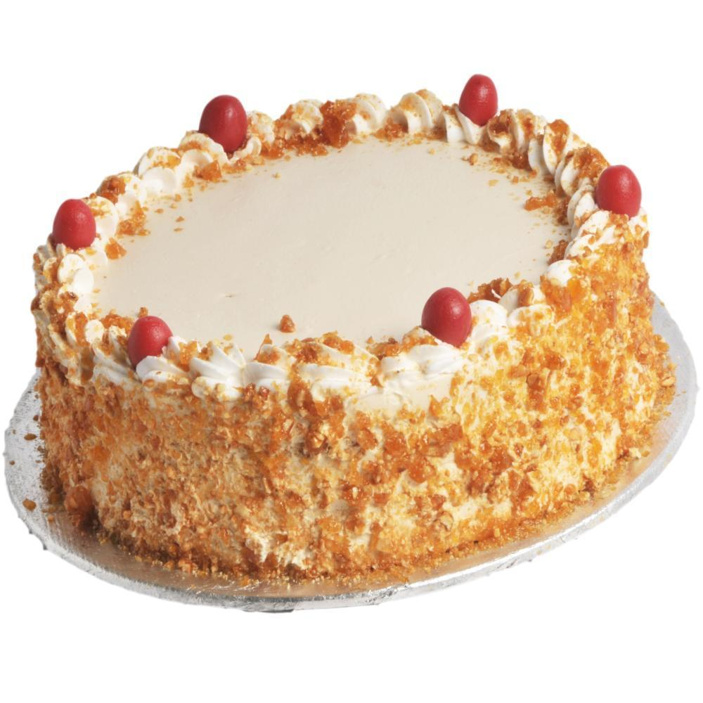 birthday eggless butter stoch cake 500gms