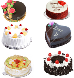 Order Eggless Cake Delivery In Ambala City At Midnight