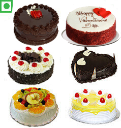 Order Eggless Cake Delivery In Panchkula City At Midnight