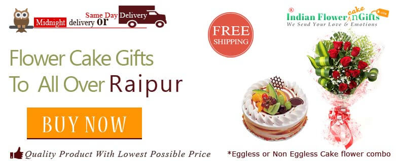 Online birthday cake delivery in raipur