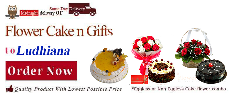 Midnight Birthday Anniversary Eggless Cake Flower Bouquet And Chocolates Delivery In Vizag Ludhiana