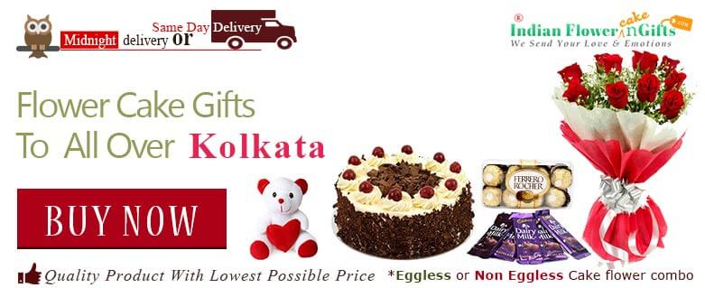 online cake and flower delivery in kolkata online flower cake