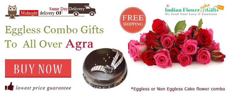 online cake delivery in Agra online flower delivery in Agra send